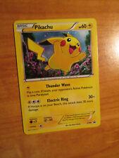 LP Pokemon PIKACHU Card BLACK STAR PROMO Set XY89 2015 HOLO Collector Chest Tin