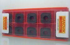 R245-12T3M-KM 3040 SANDVIK  WENDESCHNEIDPLATTEN CARBIDE INSERTS 10 STK