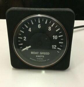SYNCHRO -Brookes & Gatehouse ltd - Boat Speed Instrument