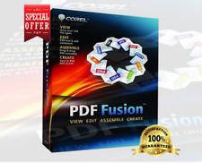 ✅ Corel PDF Fusion 2020 ® 🔥 Lifetime License Key 🔐 Instant 30s Delivery 📩 ©