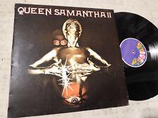 Queen Samantha – Queen Samantha II  - LP made in Italy