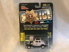 Racing Champions New Jersey State Police Trooper 1932 Ford Coupe 1:54 NEW NIP