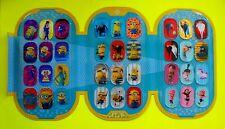 Minions Rewe Ich Einfach Unverbesserlich Album mit 36 Sammelkarten Minion