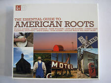Essential Guide To AMERICAN ROOTS 3XCD Boxset EX Guthrie Burrito Cash Hopkins