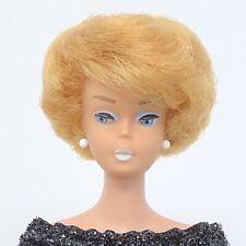 Vintage Barbie Bubblecut - GORGEOUS Platinum Blonde - Full White Lips