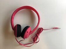 Skullcandy Unisex Uprock Pink/Black Headphones with Mic,  Pre-Owned