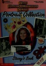Stacey's Book (Baby-sitters Club Portrait Collection)