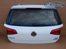 VW Golf 7 VII 5-Ture Heckklappe Kofferraumklappe Lack LC9A Komplett TOP !!