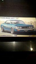1970 TOYOTA CELICA 1600 GT ta22-mq, 1:24, Hasegawa 21212