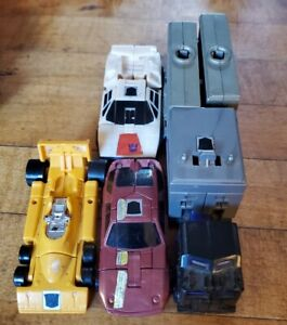 G1 Transformers Menasor parts no weapons or accessories