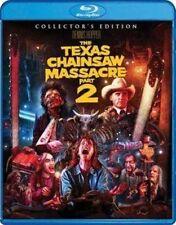 Texas Chainsaw Massacre Part 2 - Blu-ray Region 1