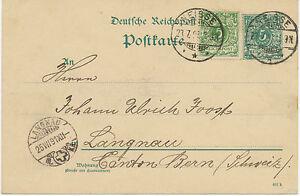 """DT.REICH """"NEISSE"""" selt. K2 (Nysa, jetzt Polen) 5 Pf blaugrün Reichspost Kab.-GA"""