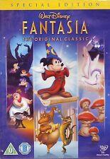 Fantasia (2011) Original Walt Disney Samuel Armstrong, James NEW UK R2 DVD