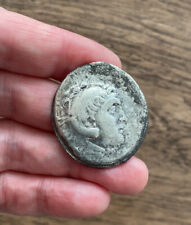 MACEDON. ALEXANDER THE GREAT (336-323 B.C). SILVER TETRADRACHM. ANCHOR MINTMARK.