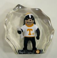 Tennessee University Vounteers Lucite Paper Weight by Collectors Guild