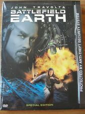 John Travolta Battlefield Earth Special Edition Widescreen Dvd