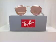 RayBan NEW COLLECTION NEW COLOR!! TONDO ROUND METAL!! 3447N 001/Z2-50 SPECCHIATO