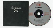 Camouflage Maxi-CD NEIGHBOURS © 1988 - 887 622-2 West Germany 3-track Cardsleeve