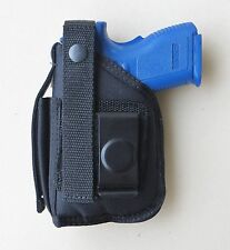 Hip Holster for Taurus Millenium G2 PT111 & PT140 with Underbarrel Laser