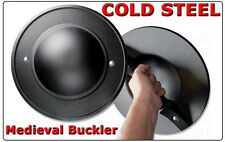 "Cold Steel Medieval Buckler Shield 12"" Diameter 92BKPB **NEW**"