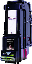 New Coinco Vantage Bill Acceptor VR6-Recycler, Accepts $1's, $5's, $10's & $20's