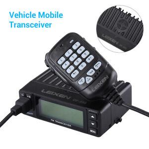 200CH UV-998S Dual Band VHF/UHF Vehicle Car Ham Mobile Radio Walkie Talkie #AU