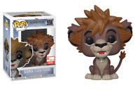 Kingdom Hearts - Sora Lion Form E3 Funko Pop Vinyl New in Mint Box