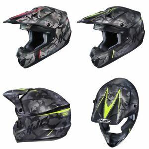 HJC CS-MX Sapir Motocross Helmet Off Road ATV Motorcross Crash Lid