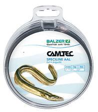 BALZER CAMTEC SpeciLine Aal 400m - 0,30mm 7,9kg - Angelschnur Aalsehne