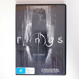 Rings DVD Region 4 PAL Free Postage - Horror The Ring 3