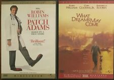Patch Adams/What Dreams May Come (Dvd, 2007, 2-Disc)*Robin Williams