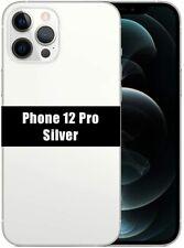 """[Factice] Apple iPhone 12 Pro - 6,1"""" - Argent - Réplique Téléphone Factice"""