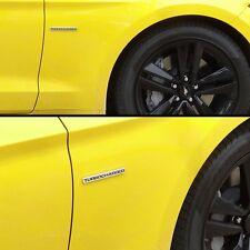 Ecoboost Turbocharged Emblem - Mustang - F150 - Taurus - Focus ST - Explorer