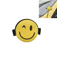 1 Pcs Lovely Headphones Boy Eva Decorative Car Antenna Topper Balls Yellow P_ SI