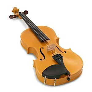 Harlequin Violin Outfit Yellow 4/4 Full Size with Lightweight Case 1401AYE
