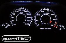 Plasma compteur de vitesse cadrans set vw golf 3 16v GTI vento 20-240 KM/H noir et blanc