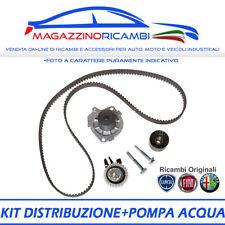 KIT DISTRIBUZIONE+POMPA ACQUA FIAT GRANDE PUNTO 1.9 D MULTIJET ALFA ROMEO 159