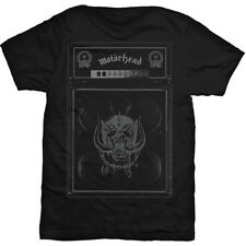 Motorhead 'Amp Stack' T-Shirt - NEW & OFFICIAL!