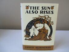 The Sun Also Rises by ERNEST HEMINGWAY ~ FEL  First Edition Library Reprint 1990