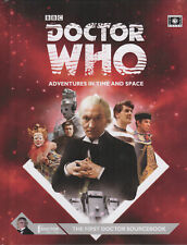 """Doctor Who """"The First Doctor Sourcebook"""" 1st Doctor 1963-1966"""