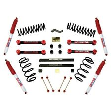 "Skyjacker TJ403BPH-R - 4"" Lift Kit For 03-06 Jeep TJ w/4 Hydro Shocks"