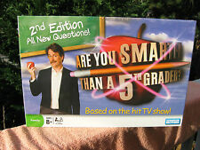 """Are You Smarter Than a 5th Grader"" Game - 2nd Edition New & Factory Sealed!"