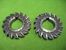 2 Hs-M2 Side Milling Cutter 16T 2-15/16 x .48 x 1-1/4