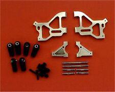 4wd in alluminio BRACCETTI SOSPENSIONE POSTERIORE SOPRA + posteriore in basso per FG martora Baja MONSTER TRUCK