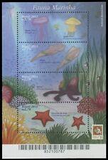 Brasilien 2011 - Mi-Nr. Block 152 ** - MNH - PHILANIPPON - Meerestiere