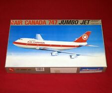 Hobby Craft AIR CANADA Boeing 747 Jumbo Jet Model Kit 1:200 Parts SEALED in bags