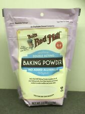 Bob's Red Mill 5 pk of 14 oz Double Acting Baking Powder - Exp 3/22