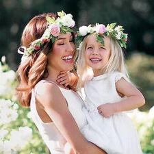 Mom and Me Flower Headband