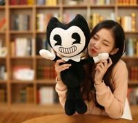 New The Bendy black Plush Doll Toys For Kids Surprise Birthday Baby Gifts 50cm