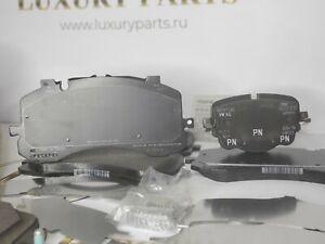 Bentley Bentayga Front and Rear Brake Pad Set - Genuine 100% SEE PHOTO!